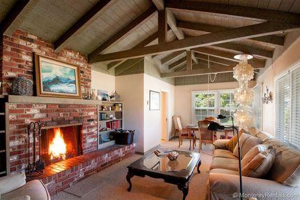 Living Room - Coastal Cottage