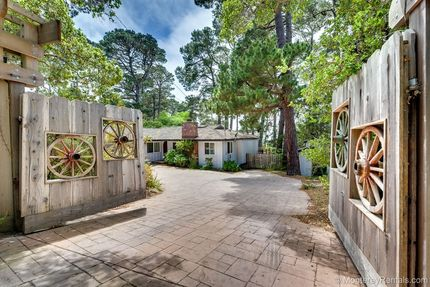 Location - Single Family Home Pacific Perch, Carmel Highlands