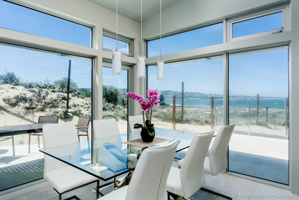 Dining Area - Coastal Living, Del Monte Beach