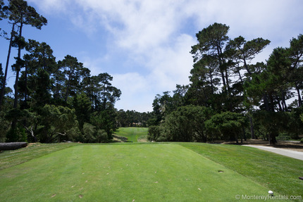 Location - Spyglass XVI, Pebble Beach Estates