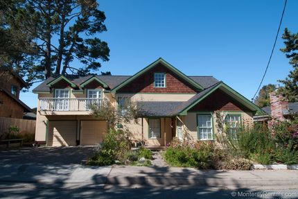 Location - Harmony Home, Pacific Grove Retreat